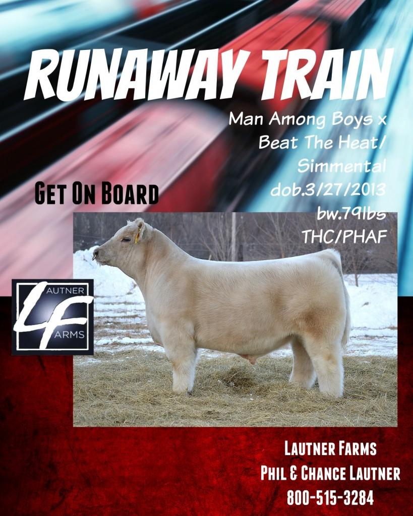 runaway train ad