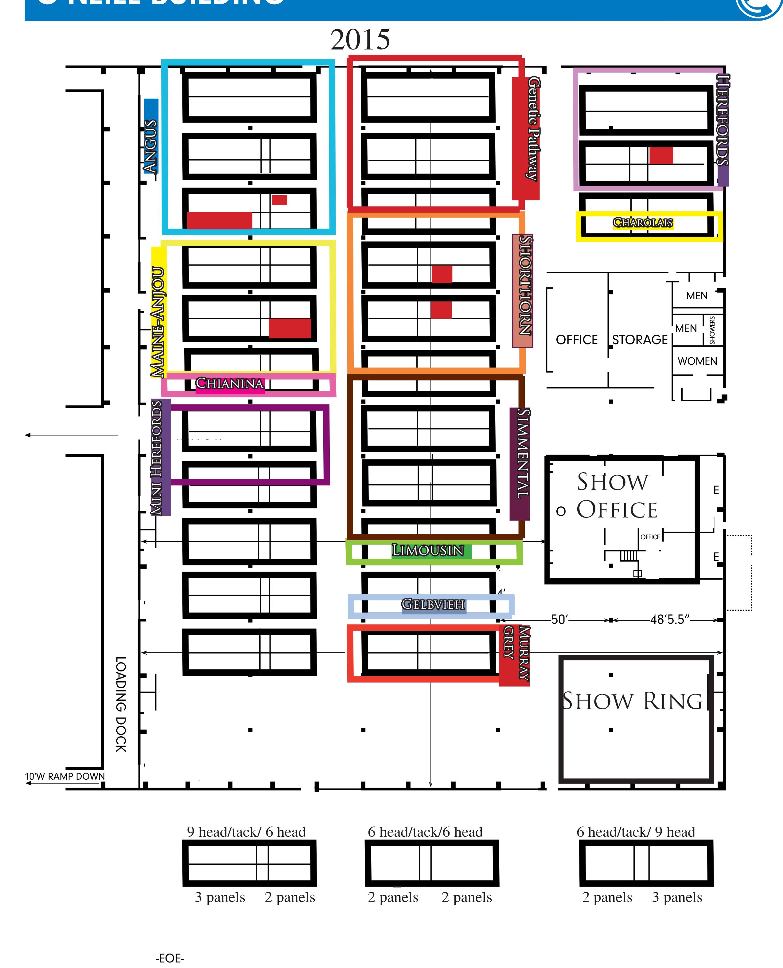 Oneill Floor Plan