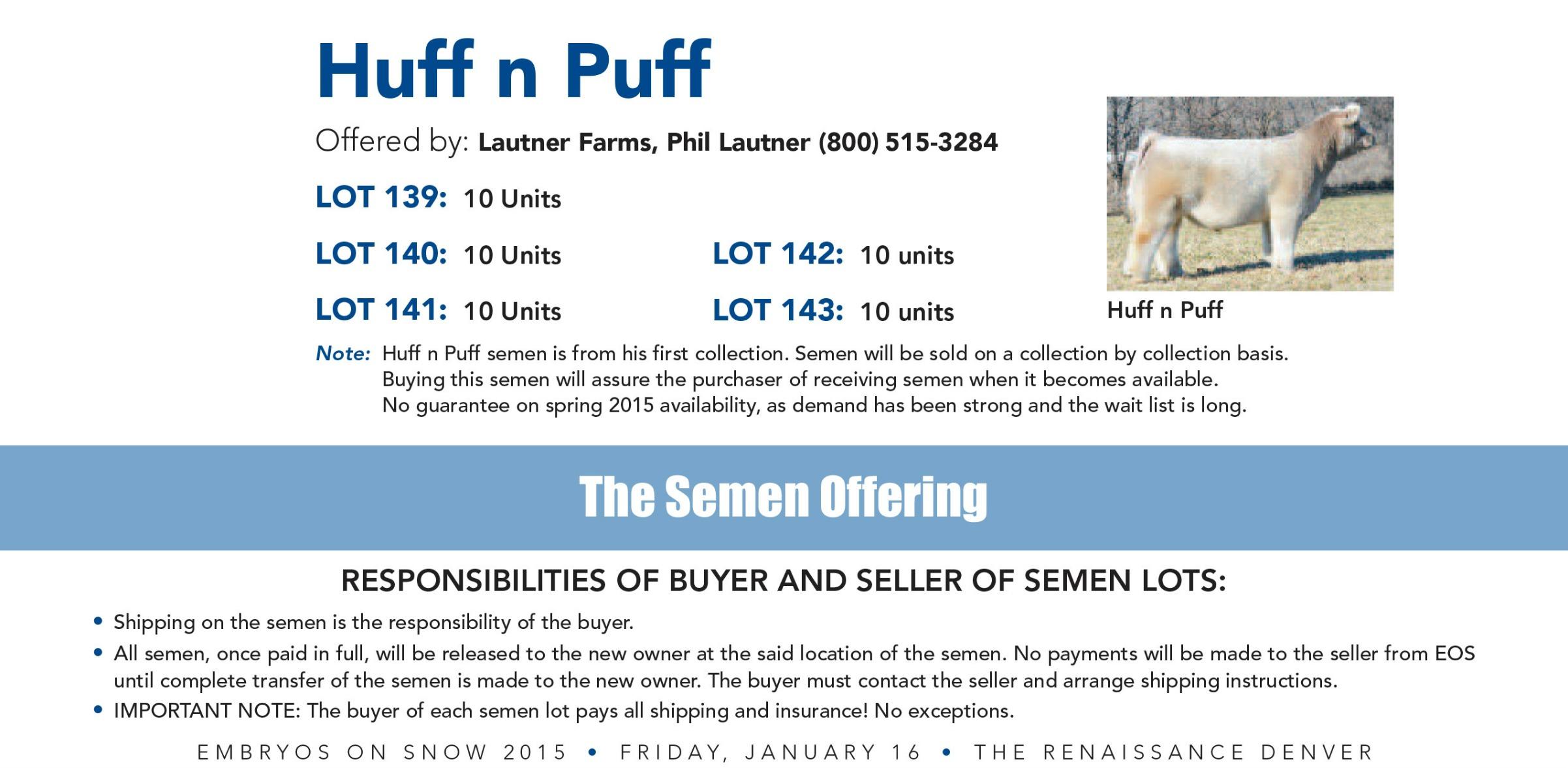 huffnpuff semen